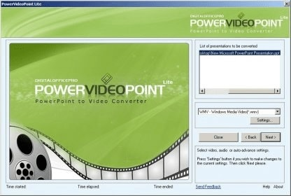 powervideopoint lite