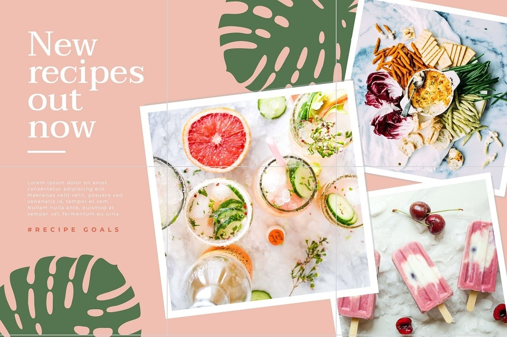 recipe mighty mini template