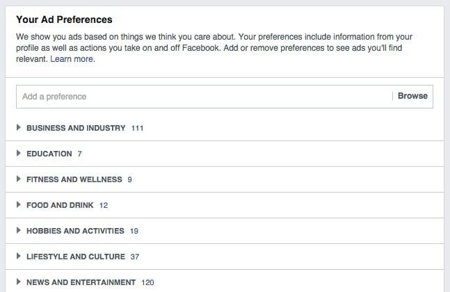 run facebook ads