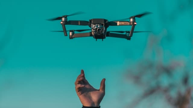Select Drone For Vlogging