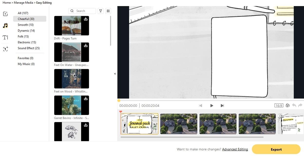 select songs for graduation slideshow