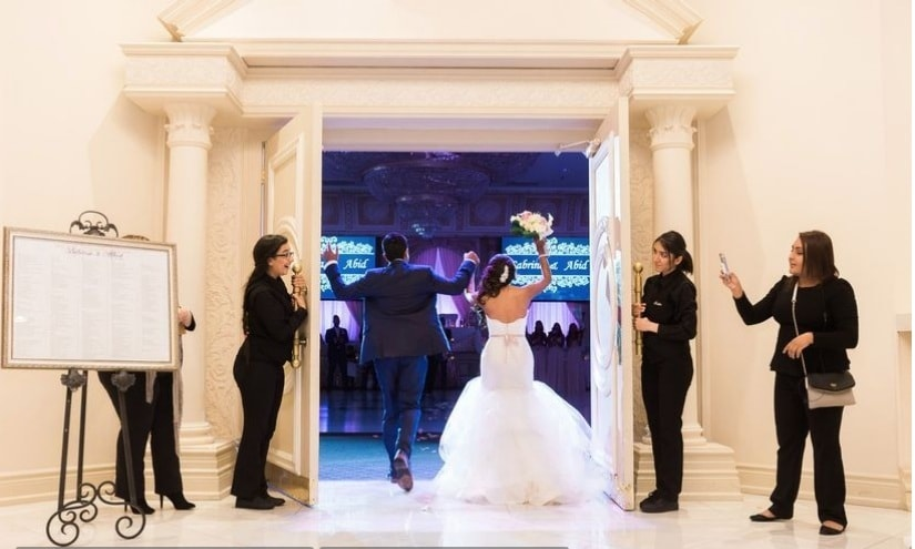 share your wedding journey