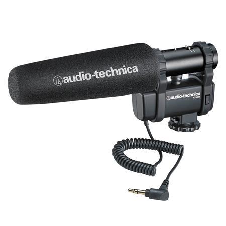 Shotgun Microphone Audio Technica