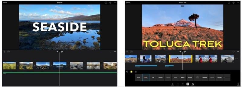 Slideshow App Imovie