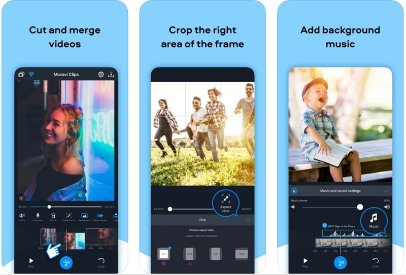 Slideshow App Movavi