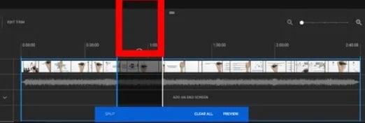 """split youtube video"""
