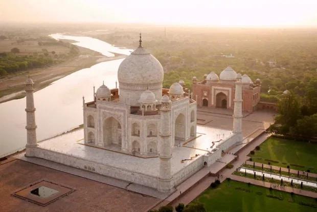 Stunning Aerial Shots