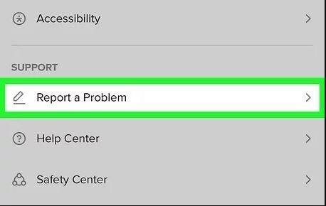 tiktok customer support