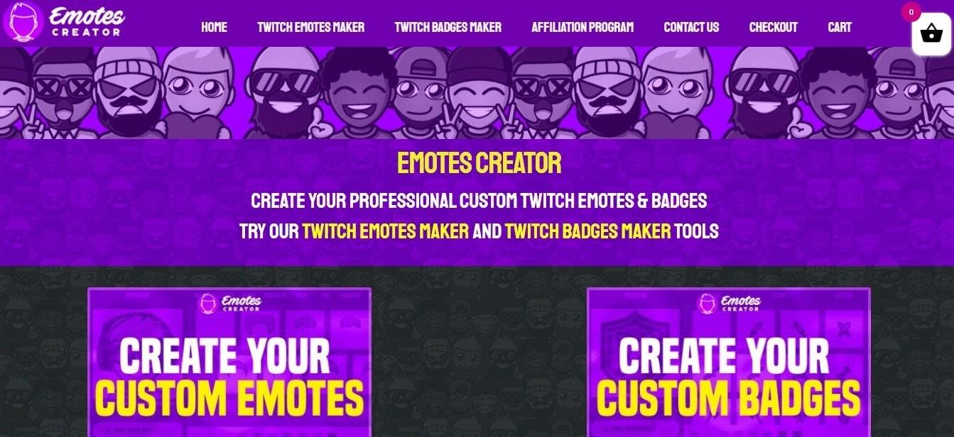 twitch emote creator