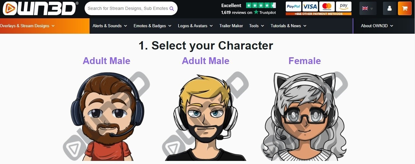 twitch emote maker own3d