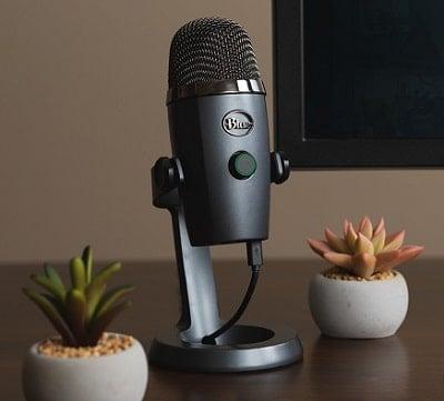 Usb Microphone Blue Yeti