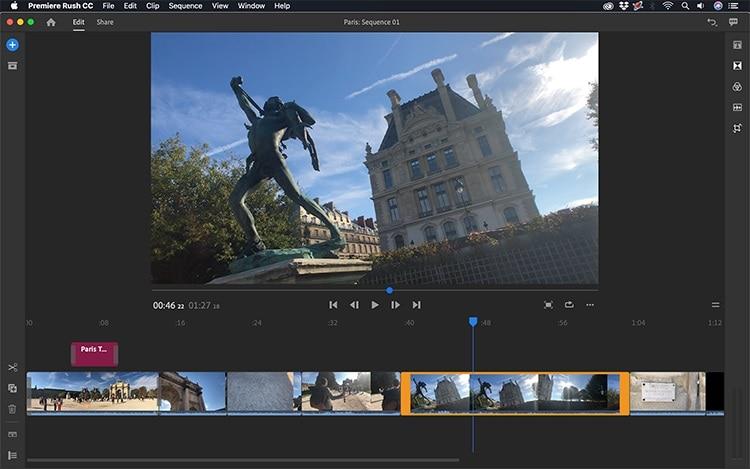 Video Editor Beginner Adobe