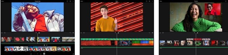 video editor beginner imovie