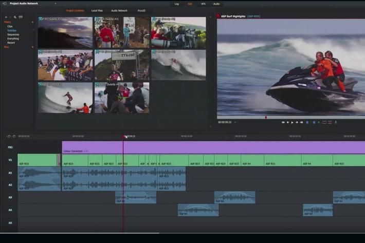 Video Editor Beginner Lightworks