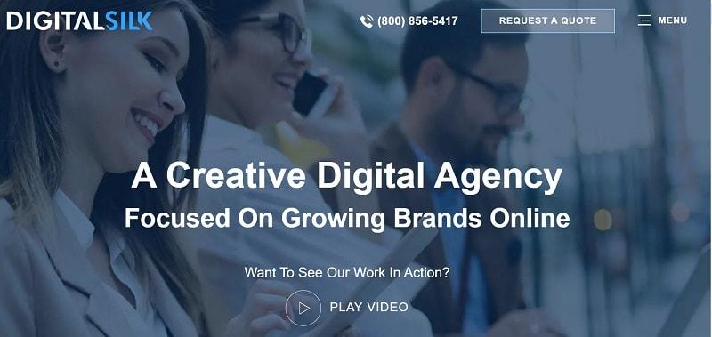 video marketing agency digital silk