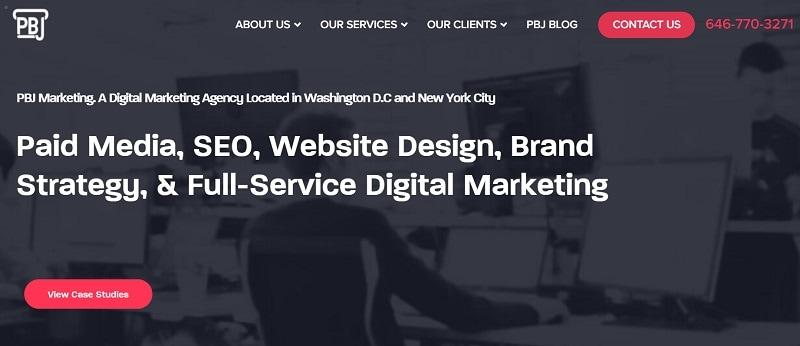 video marketing agency pbj