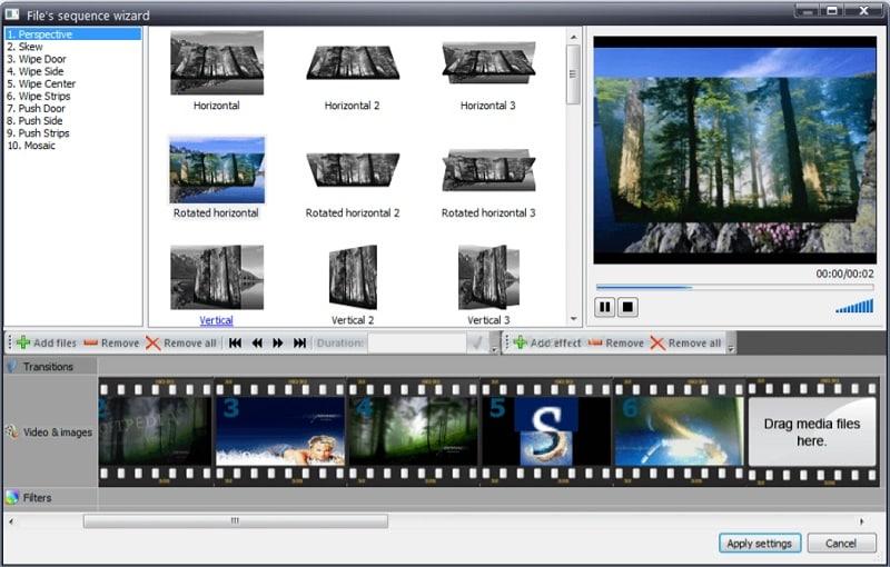 video merger vsdc