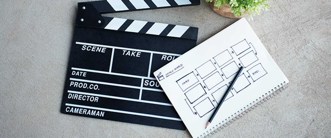 what is video script