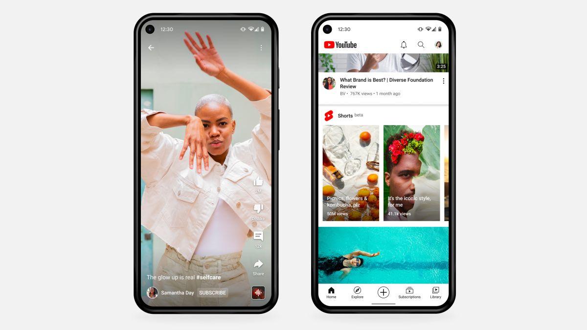 youtube shorts launch beta