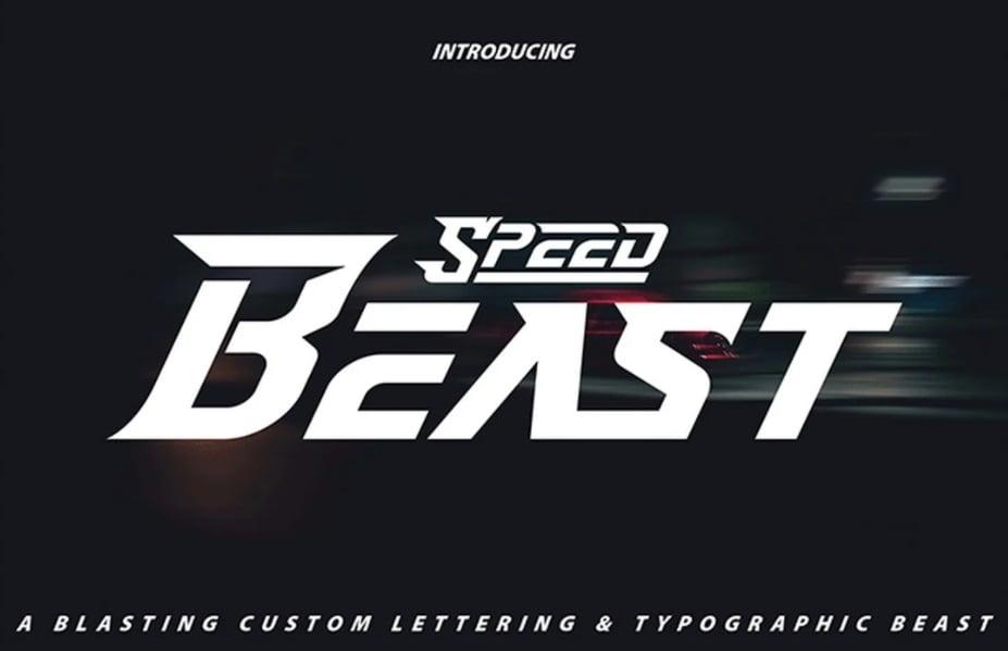 speed beast