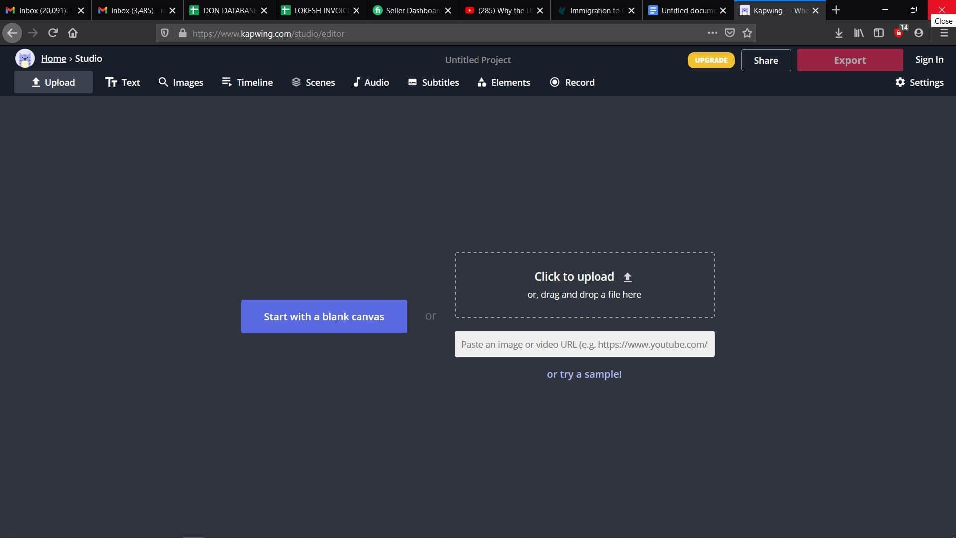 GIF mit Musik online kostenlos erstellen