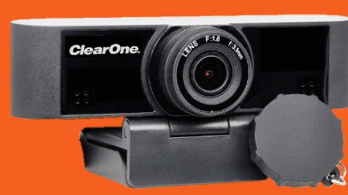 clear one unite pro webcam