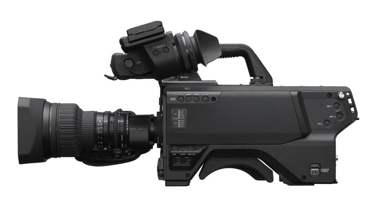 sony hdc 5500 studio camera