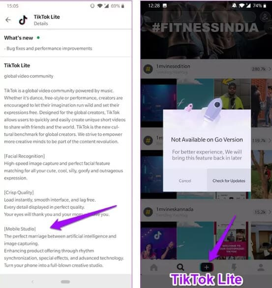 What Is Tiktok Lite And How To Download