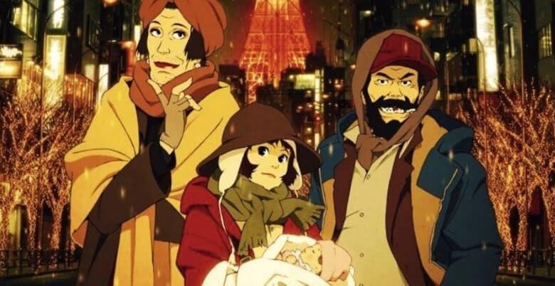 tokyo godfathers christmas