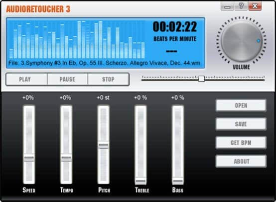 audio retoucher