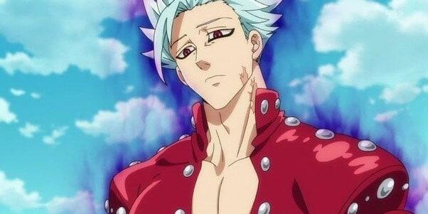 ban male anime character