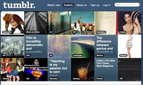 find-tumblr-explore-button
