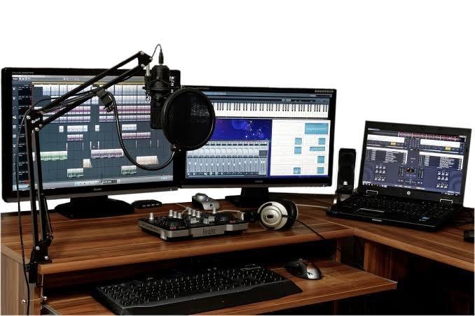 setup home studio