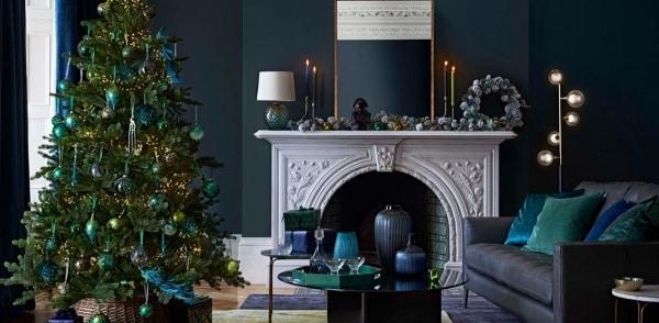 minimalistic theme for christmas design