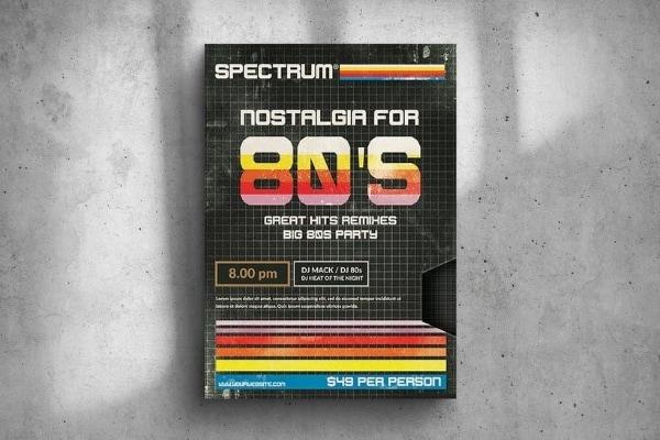 80s vintage