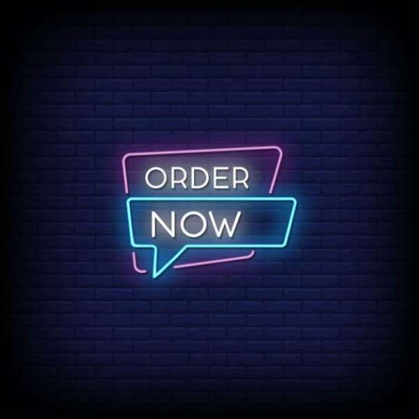 order now in neon