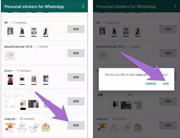 export telegram stickers whatsapp