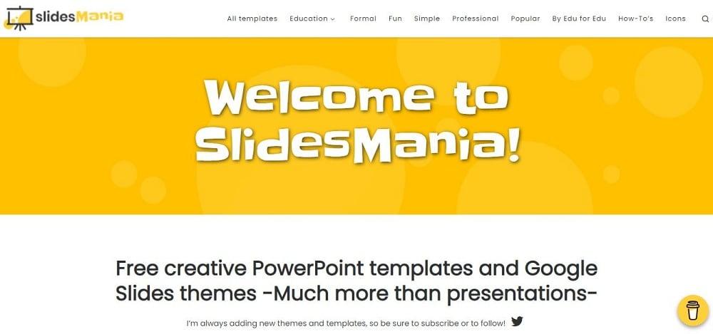 free slideshow templates slidesmania