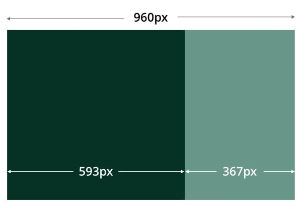 golden ratio in layout