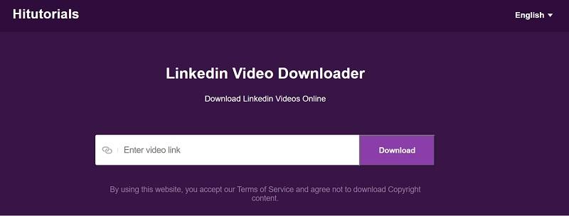hitutorial linkedin video