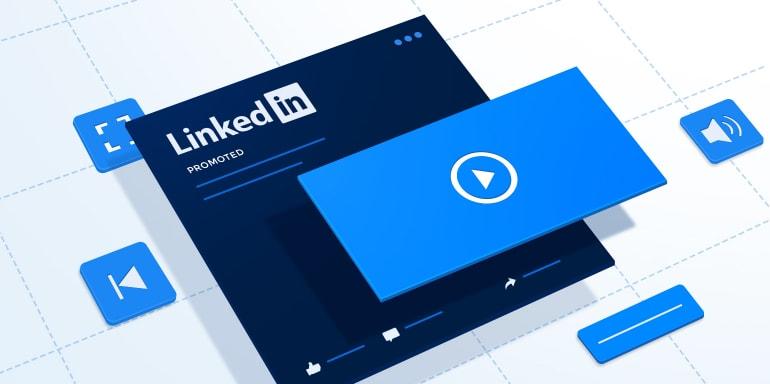 linkedin video size