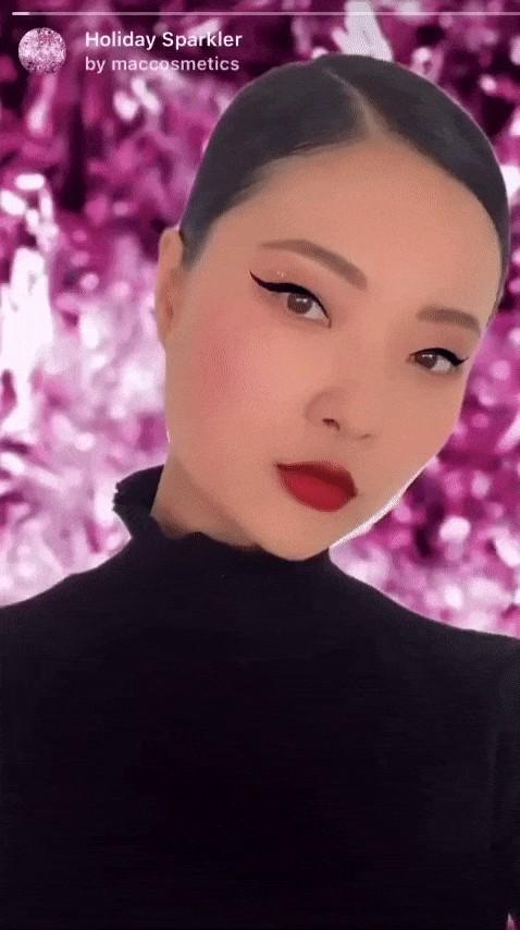 beautifying instagram filter