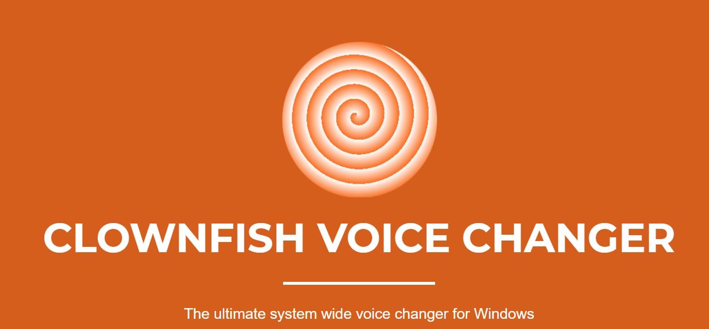 voice changer chromebook clownfish