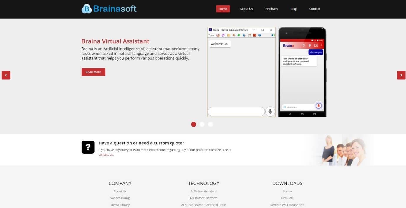 braina-dictation-software