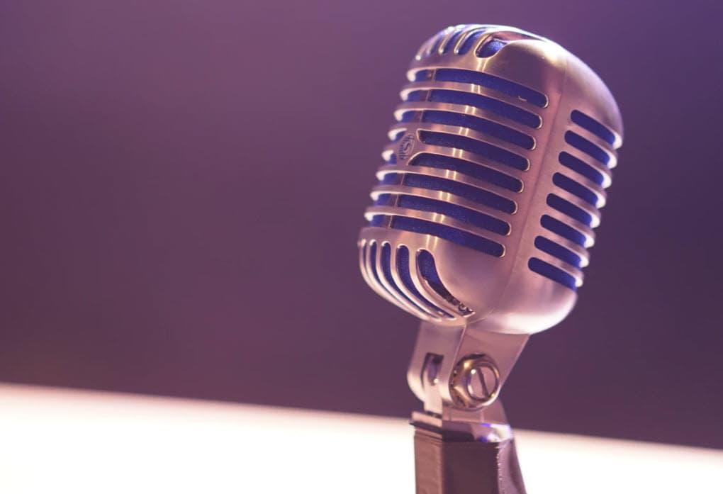 puerta de ruido del micrófono