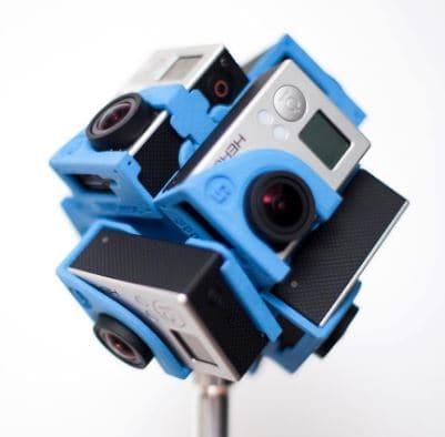 360 camera rigs - 360Hero