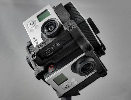 360 camera rigs - Freedom360