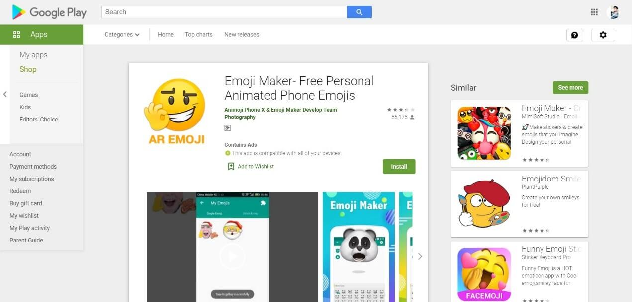 animated emoji maker