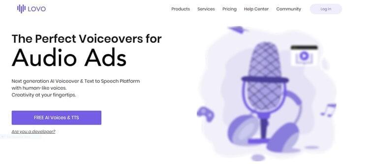lovo-ai-voice-generator