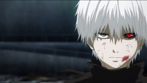 tokyo ghoul anime show